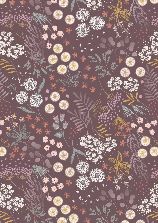 Lewis and Irene -  Fairy Clocks - Dark Fairy Plants