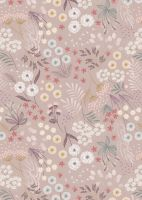 Lewis and Irene -  Fairy Clocks - Warm Linen Fairy Plants