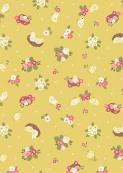 Lewis and Irene - Bunny Hop - Chicks on Yellow