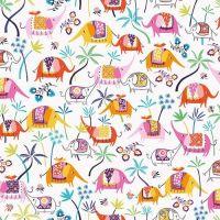 Silk Roads - Dashwood Studio - Elephants
