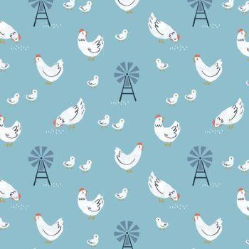Farm Days - Dashwood Studio - Chickens