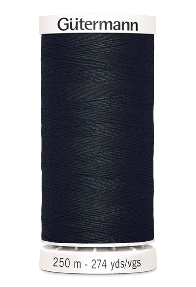 Gütermann Sew-All Thread 250m - 000 Black