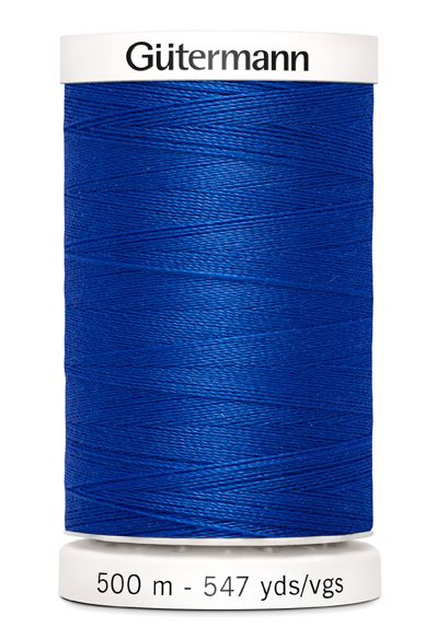 Gütermann Sew-All Thread 500m - 315 - Royal Blue