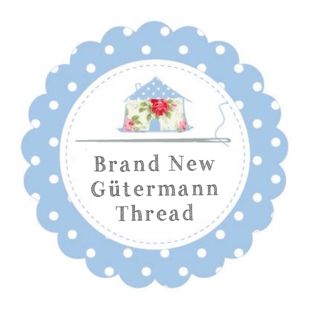 Brand New Gütermann Sew- All Thread