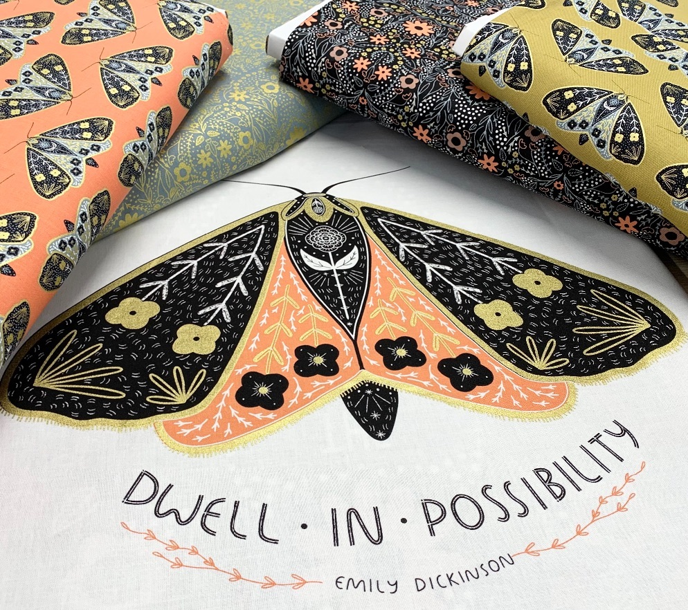 Moda Fabric - Dwell in Possibility