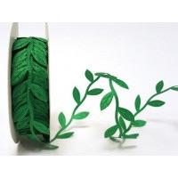 Grass Green Cut Leaf Trim