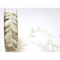 Ivory Cut Leaf Trim