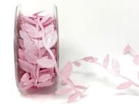 Pink Cut Leaf Trim