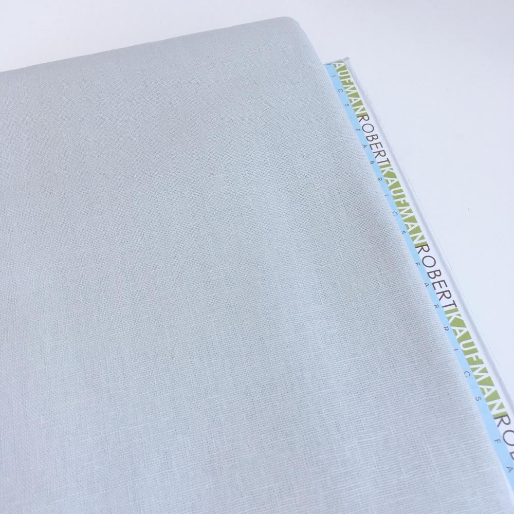 Robert Kaufman Essex Linen - Silver