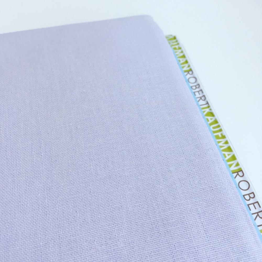 Robert Kaufman Essex Linen - Orchid - Felt Backed Fabric