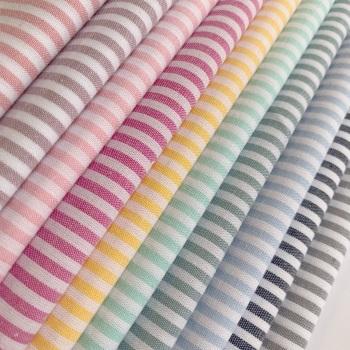 3mm Candy Stripe - Felt Backed Fabric