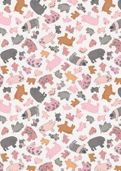Lewis and Irene - Piggy Tales - Piggies on Cream
