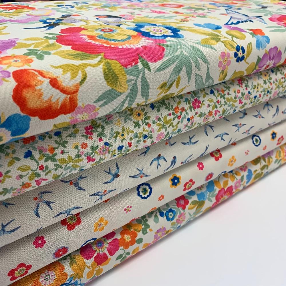Moda Fabric - Lulu by Chez Moi