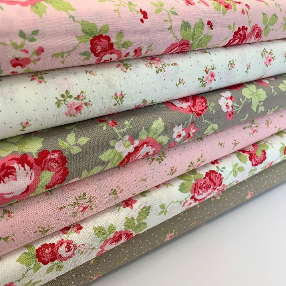 Moda Fabric - Sophie by Brenda Riddle