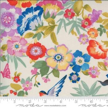 Moda Fabrics - Lulu by Chez Moi- Flights of Fancy
