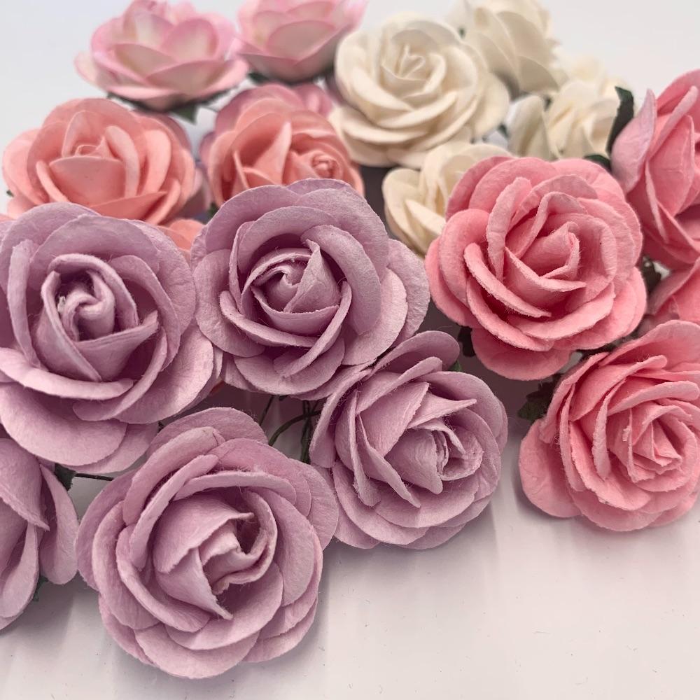 Mulberry Paper Flower - Chelsea Roses