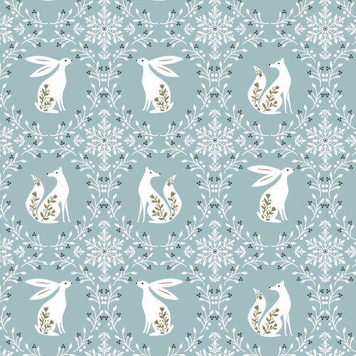 Starlit Hollow - Dashwood Studio - Rabbit and Fox Metallic