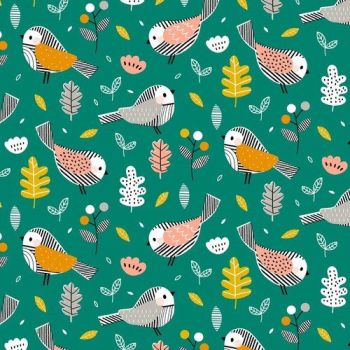 Acorn Wood - Dashwood Studio - Birds