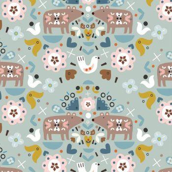 Nordiska - Dashwood Studio - Mirrored Bears
