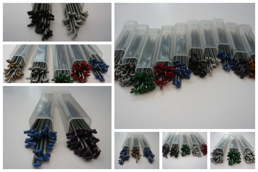 A Selection of Different Felting Needle Mixes - You Choose