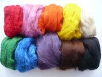 Tussah Silk Tops - 10 Colours