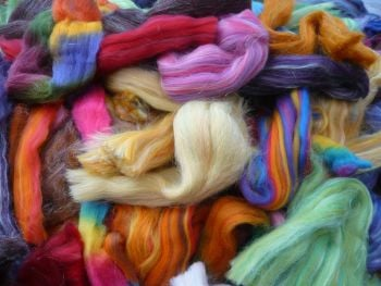 Posh Wool Off Cuts / Wool Scraps