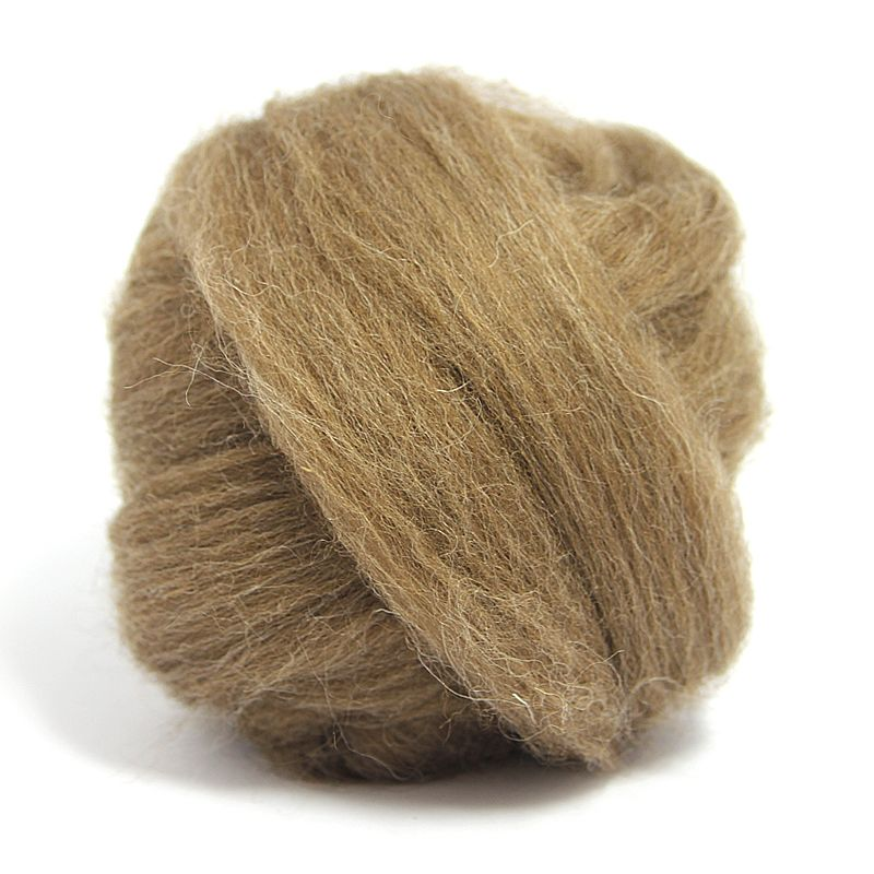 Natural Wool Tops