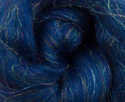 Shimmer Cool Blue Tops