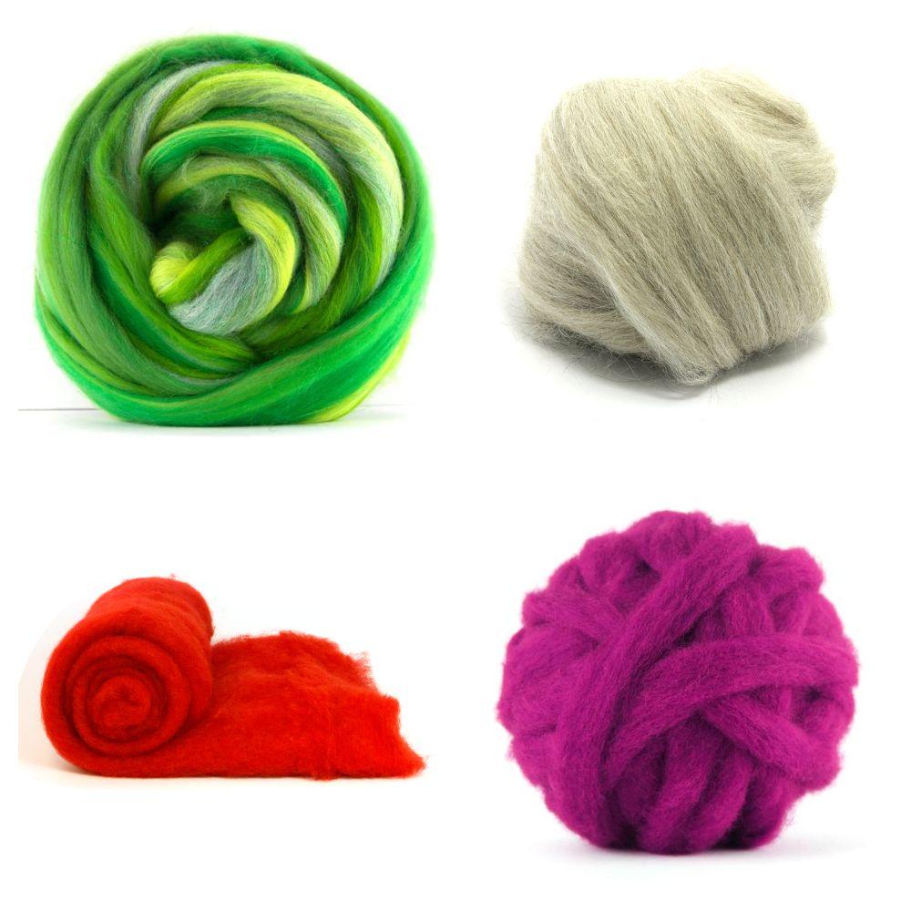 Mixed Wools