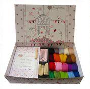 <!-- 001 -->Needle Felting Kits & Wet Felting Kits