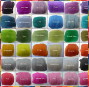Merino Wool Single Colours