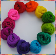 Wool Bundles - Mixed Colour Wool Packs