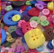 <!-- 016 -->Handmade Wool Felt Balls & Buttons