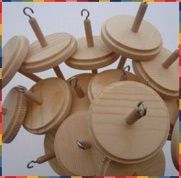 <!-- 007 -->Hand Carders, Spindles & Spinning Kits