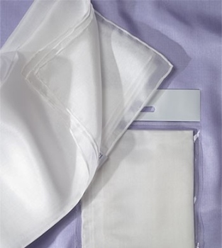 Chiffon Silk Gauze Scarve 180cm x 45cm