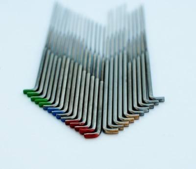 25 Triangular Felting Needles