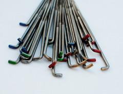 10 Mixed Triangular Felting Needles