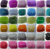 Merino wool colours