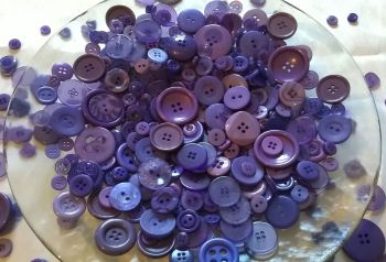 Lilac Button Mix