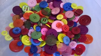 Carnival Button Mix