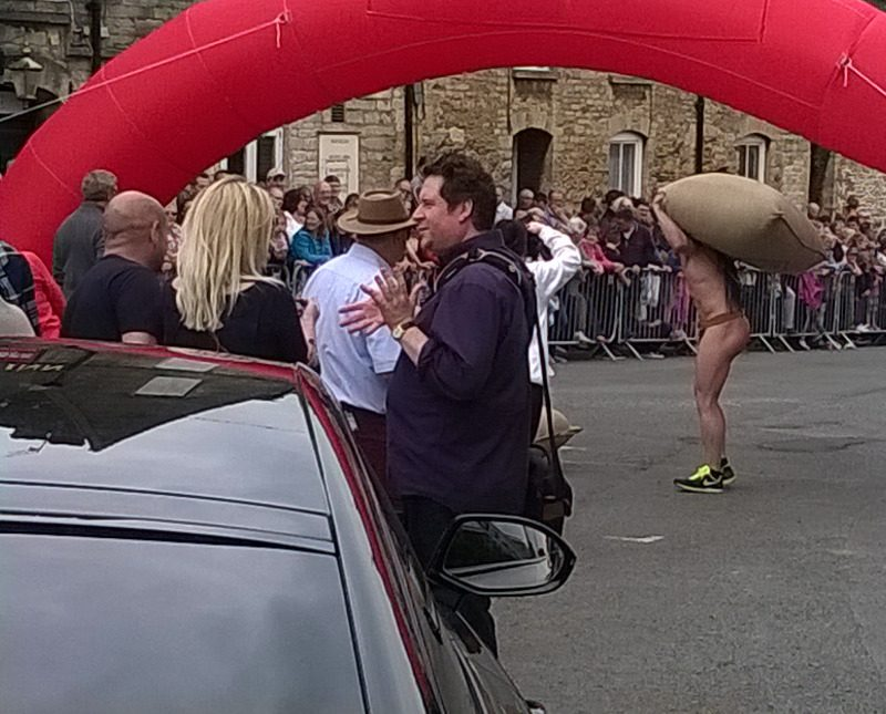 wool sack race 2014