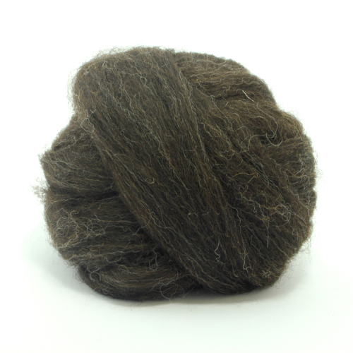 Black - Natural Wool