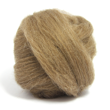 Natural Wool - Light Brown