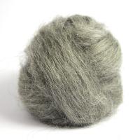 Natural Wool - Dark Grey (Fine)