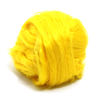 Dyed Bamboo Tops Yellow