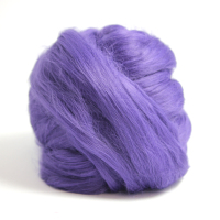 Dyed Bamboo Tops - Purple