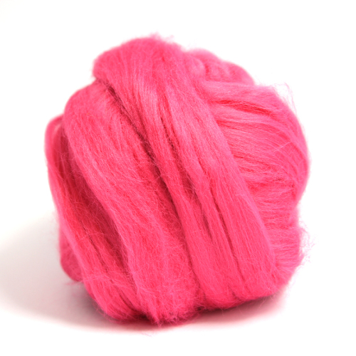 Dyed Bamboo Tops Pink