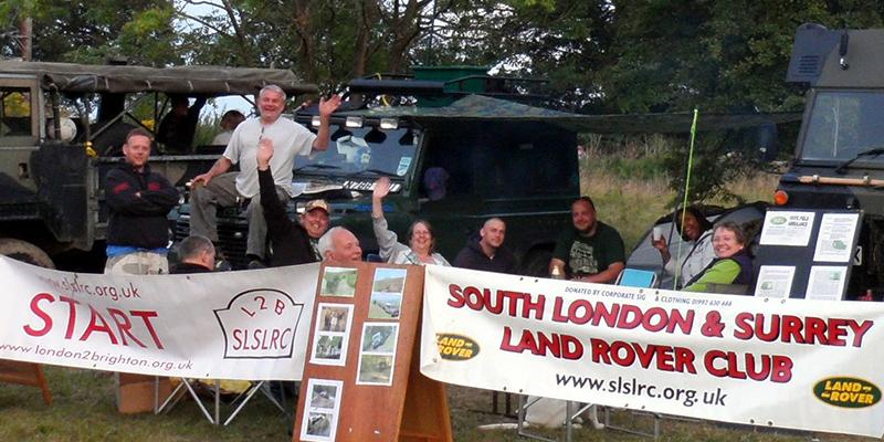 SLSLRC Show Stand 4