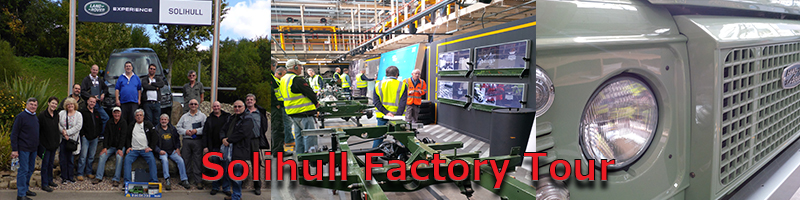 Solihull Factory Tour 9