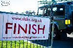 L2B Land Rover Run Finish Line